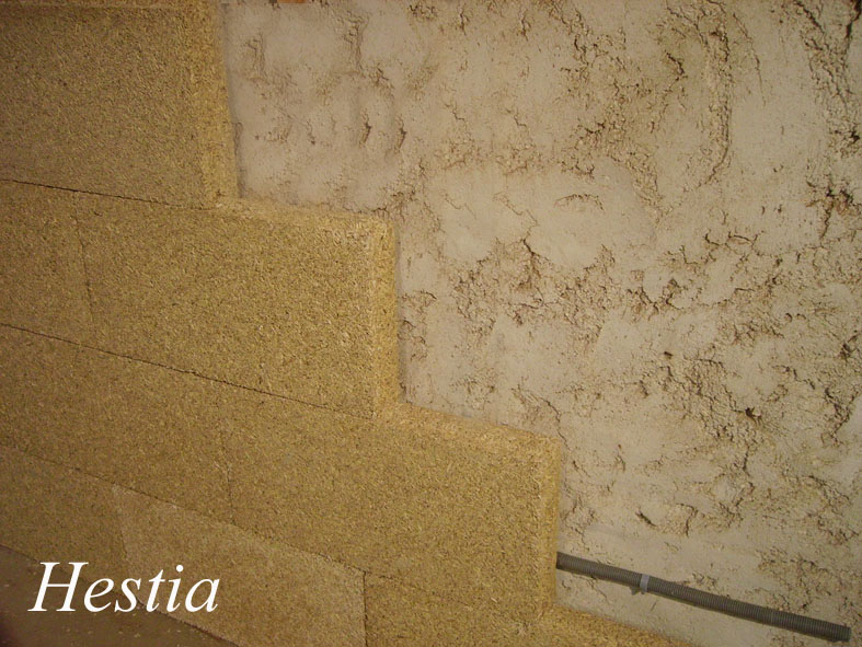 Hestia isolation fabricant de blocs chaux chanvre isolant - Revetement mural isolant phonique ...